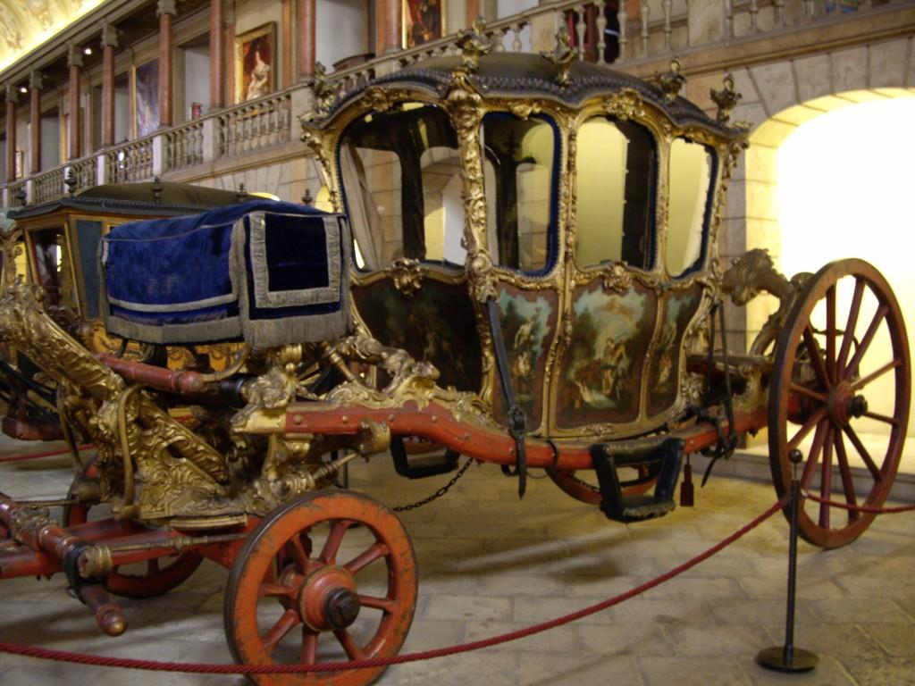 Lisboa, Museo de Carruajes.