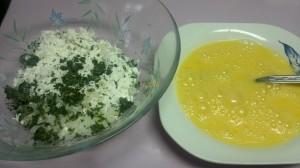 Tortilla con camarones